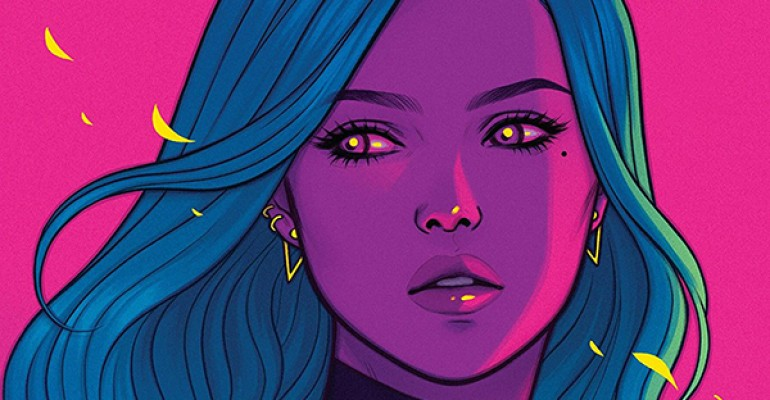Jen Bartel and Sam Humphries Conjure Metropolitan Magic in Blackbird