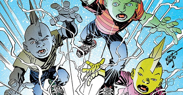 Why I Believe in Ongoing Comics, by Erik Larsen