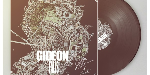 The Gideon Falls Playlist by Andrea Sorrentino