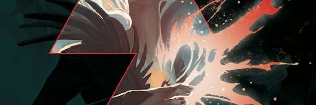 Kieron Gillen and Stephanie Hans signing DIE #1