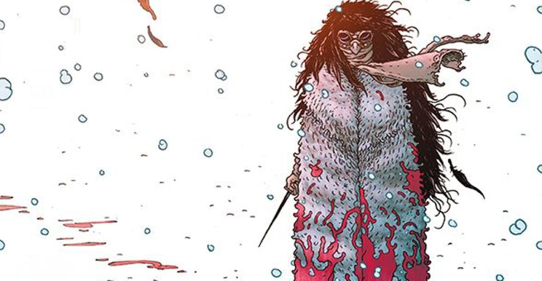 Little Bird's Darcy Van Poelgeest on Shifting from Film to Comics for his Surreal Sci-Fi Opus