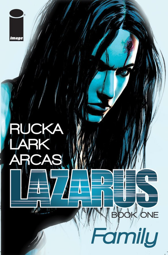 Lazarus: Vol. 1, Family Cover Art by Michael Lark