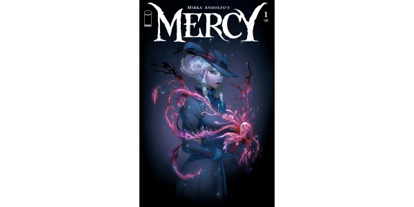 EXPLOSIVE SNEAK PEEK AT INTERIOR PAGES FROM MIRKA ANDOLFO'S MERCY