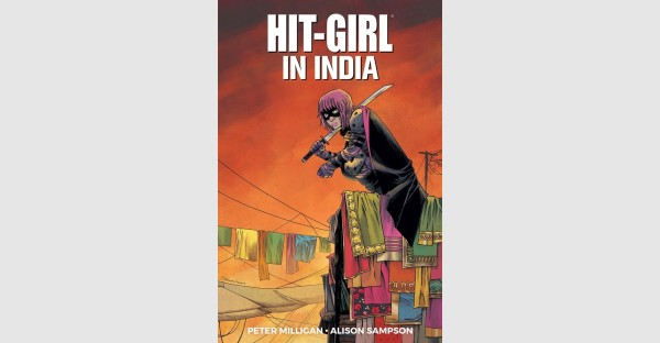 HIT-GIRL MUMBAI STORY ARC ARTIST ALISON SAMPSON TO APPEAR AT MUMBAI COMIC CON THIS MONTH
