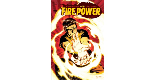ROBERT KIRKMAN & CHRIS SAMNEE TO LAUNCH NEW ONGOING COMIC BOOK SERIES FIRE POWER THIS MAY