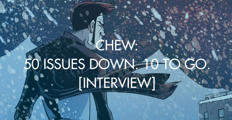 "Chew: ""It's My Job To Make It Real."" [Interview]"