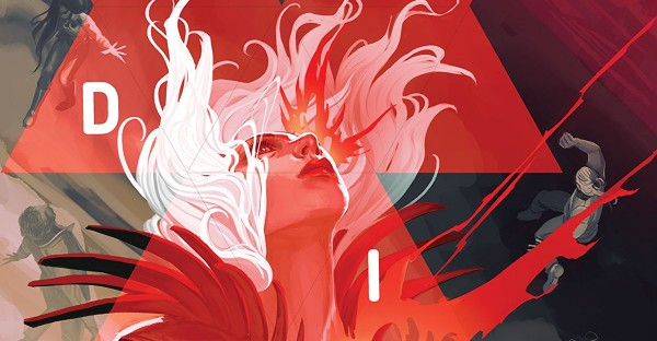 Kieron Gillen and Stephanie Hans Subvert Fantasy Escapism in Die