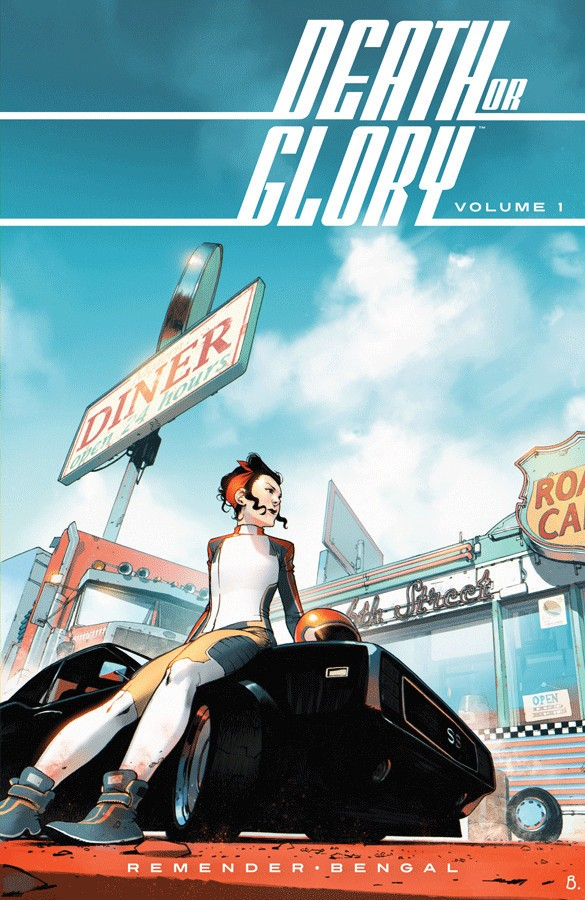 Death or Glory Vol. 1 Cover Art
