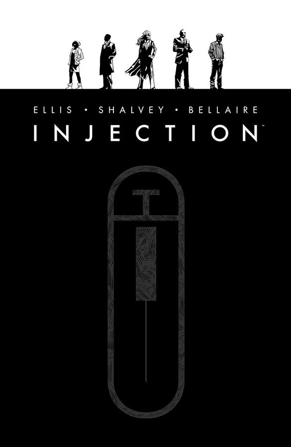 Injection Deluxe Edition Vol. 1 Cover Art