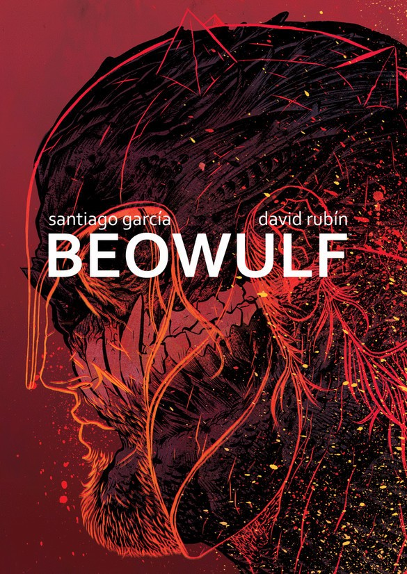 Beowulf HC Cover Art