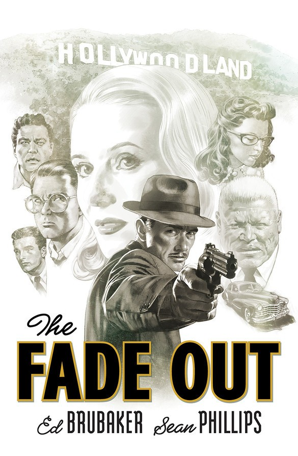 The Fade Out Trade Paperback Vol. 1 Cover Art