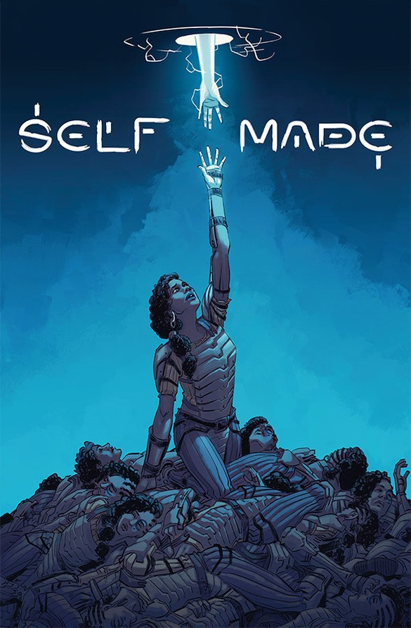 Self/Made #1 Cover Art