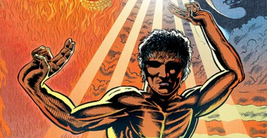 Jesusfreak's Joe Casey & Benjamin Marra Resurrect the Christian Messiah as a Kung Fu Demon Slayer