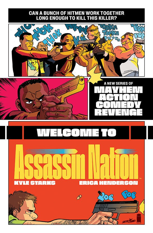 Assassin Nation #1 Teaser 3