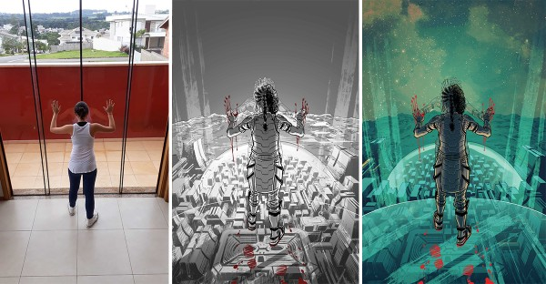 Self/Made Artist Eduardo Ferigato on Crafting Genre-Spanning Worlds and Legendary Warfare