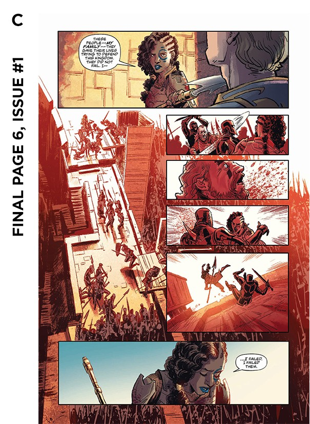 Self/Made Final Page 6, Issue 1
