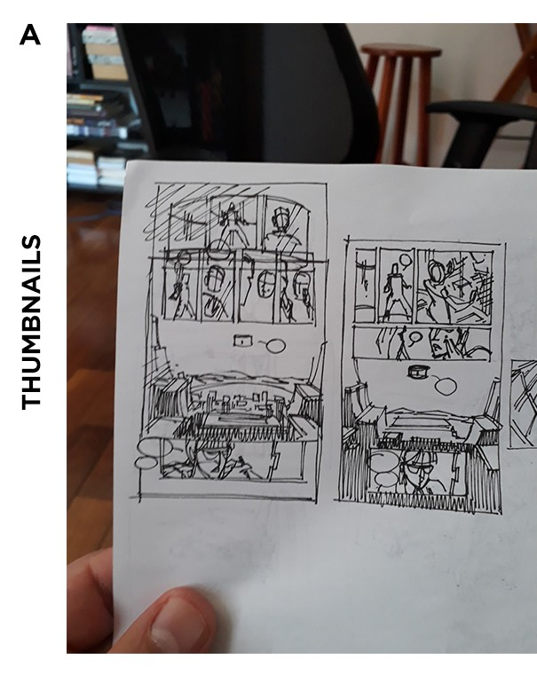 Self/Made #2, Page 12 Thumbnails