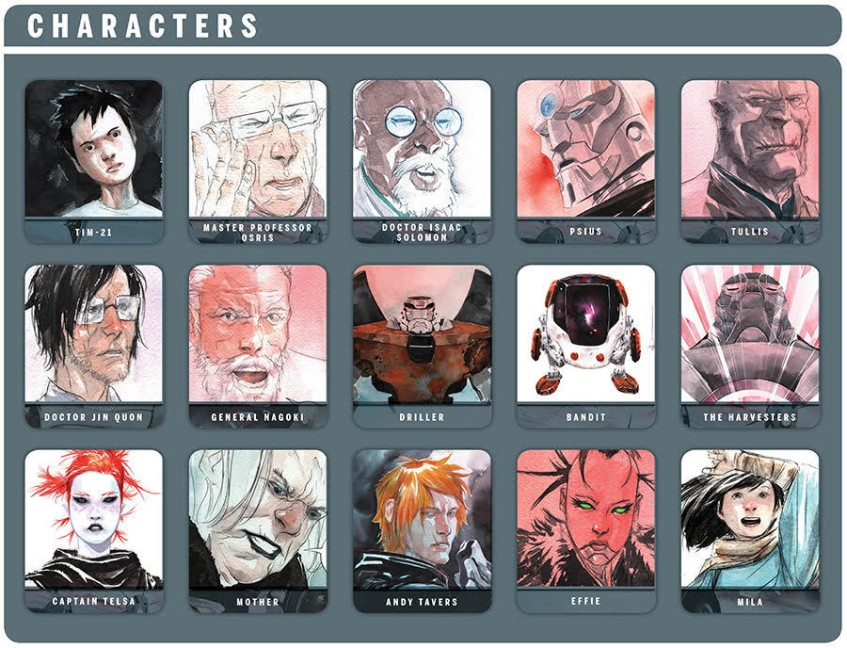 Ascender/Descender Characters