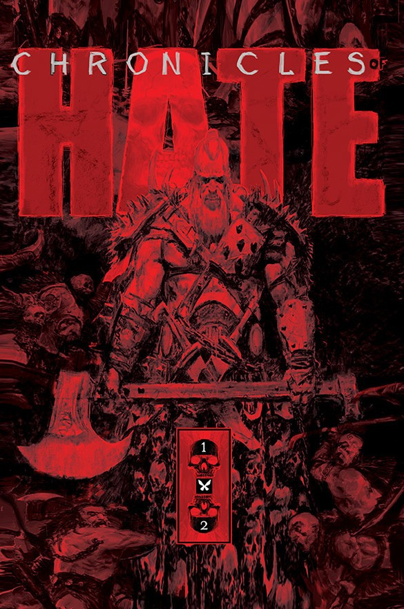 Chronicles of Hate Cover Art