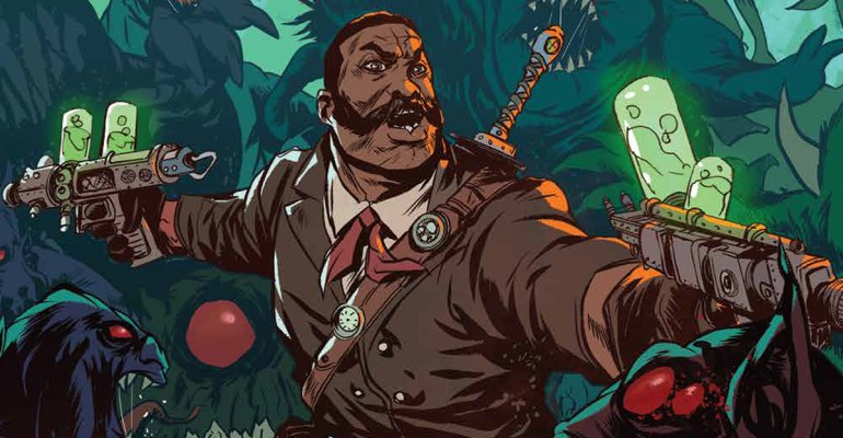 Eight Comics To Read for Black History Month
