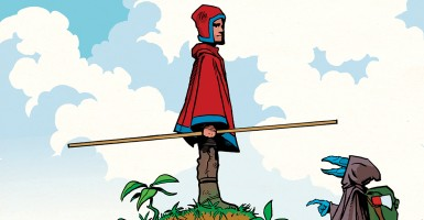 Q&A: Cartoonist Ken Garing Embarks on an Epic Fantasy Journey in Gogor