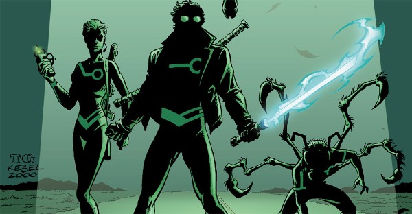 Iconic Duo Karl Kesel and Tom Grummett Resurrect a Legacy Team of Adventurers in Section Zero