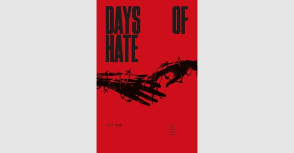 DAYS OF HATE will be collected into trade paperback and available this July