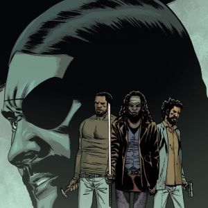 WALKING DEAD DAY SPECIAL giveaway issue by Kirkman and Adlard, featuring a cover newly re-colored by Dave McCaig. This special issue contains four short stories featuring Michonne, The Governor, Morgan and Tyrese, and explores these fan-favorite characters in-depth.