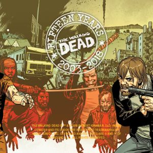 WALKING DEAD DAY Bookmark swag