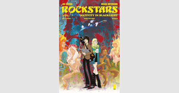 Rock 'n' roll mystery ROCKSTARS hits paperback this June