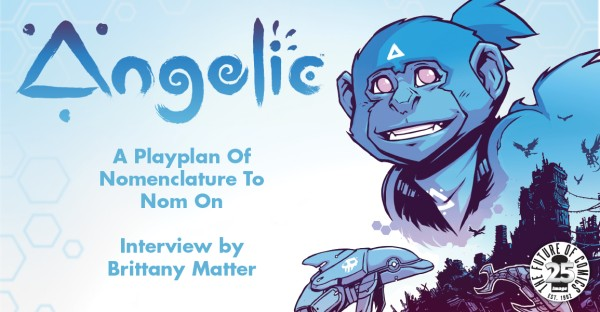 ANGELIC: A Playplan Of Nomenclature To Nom On