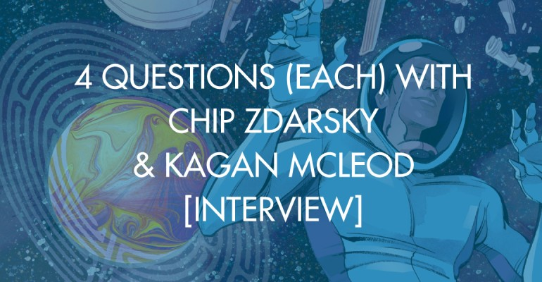 4 Questions (Each) With Chip & Kagan [Interview]