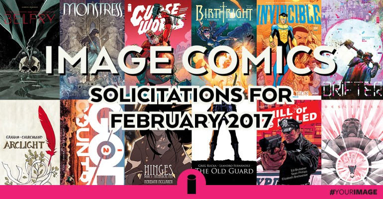 Image Comics Solicitations For February 2017