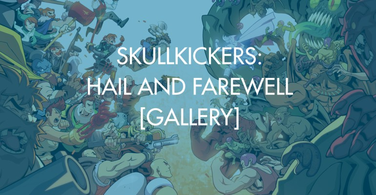Skullkickers: Hail And Farewell [Gallery]