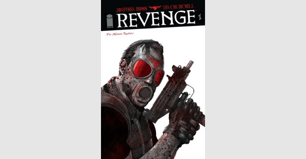 REVENGE #1 rated Adult on Comixology