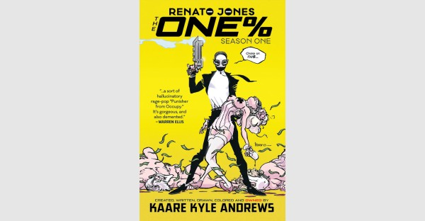 Make the super-rich pay with RENATO JONES: THE ONE%
