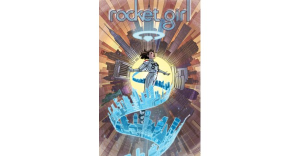 ROCKET GIRL—Gail Simone says you need this