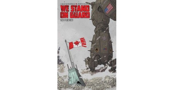 WE STAND ON GUARD keeps recruiting readers