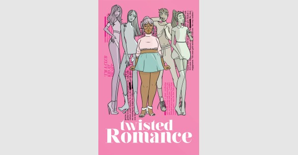 TWISTED ROMANCE trade paperback collection hits stores this September