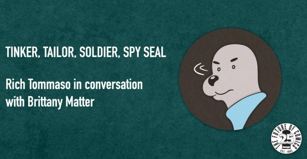 Tinker, Tailor, Soldier, Spy Seal