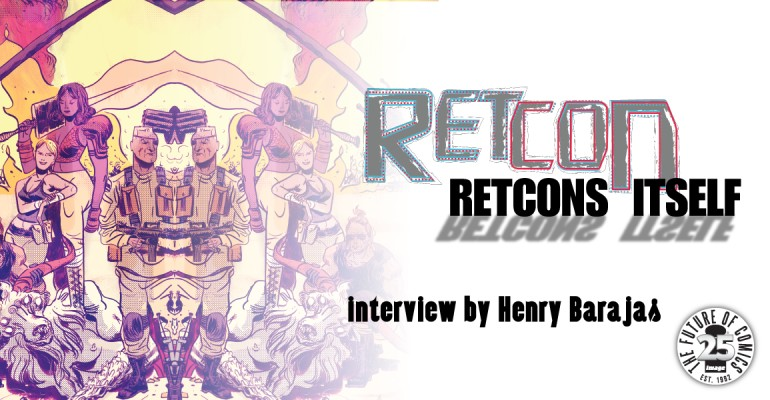 RETCON Retcons Itself [Feature]