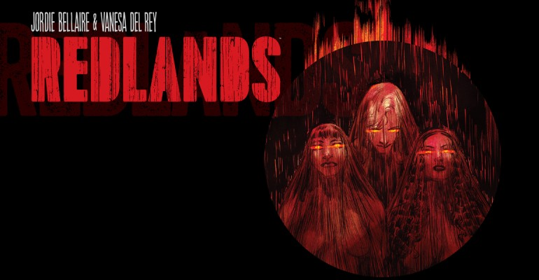 Into the Redlands [Interview]