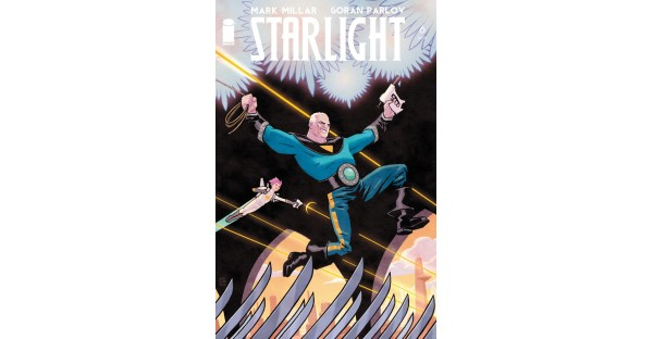 STARLIGHT epic cover reveal