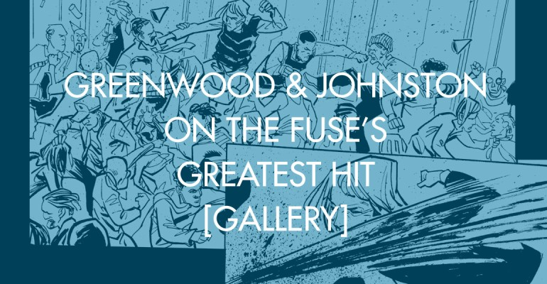 Greenwood & Johnston on The Fuse's Greatest Hit [Gallery]