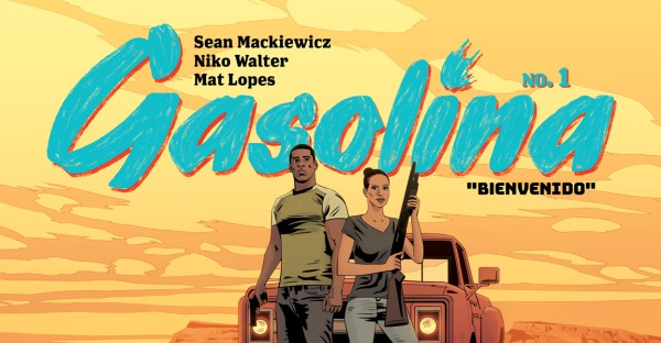 GASOLINA:  Love & Devotion Meets Fire & Blood