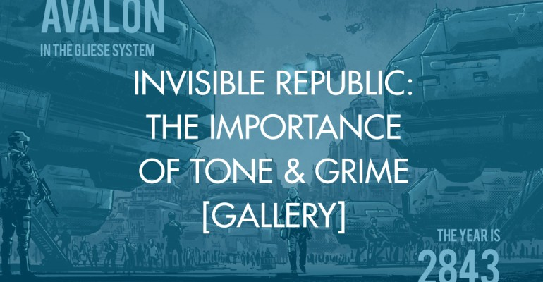 Invisible Republic: The Importance of Tone & Grime [Gallery]