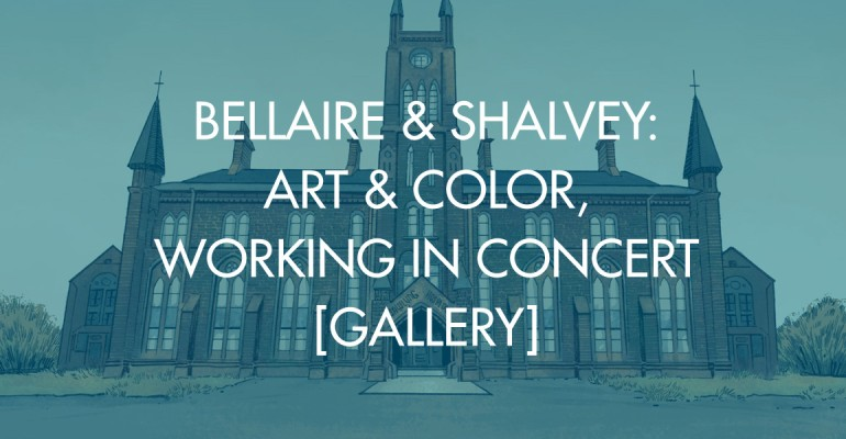 Bellaire & Shalvey: Art & Color, Working in Concert [Gallery]