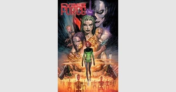 CYBER FORCE returns this March