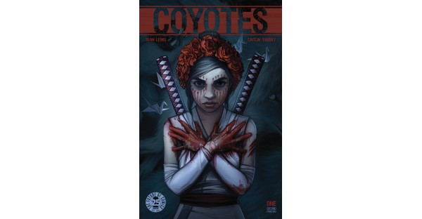 COYOTES debut issue rushed back to print