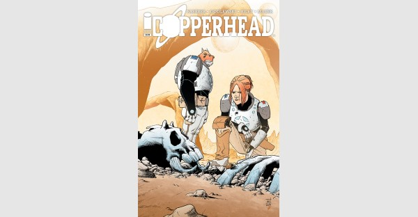 COPPERHEAD: Brian K. Vaughan's favorite new comic